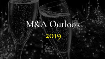 M&A outlook 2019