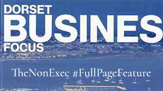 TheNonExec full page feature in Business focus FEB