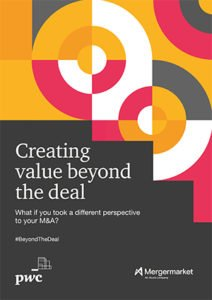 PwC Creating value beyond the deal