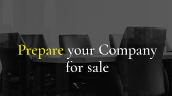 TheNonExec Prepare your Company for sale