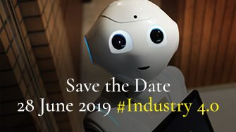 TheNonExec Save the Date Industry 4.0 Photo thanks Photo by Alex Knight on Unsplash
