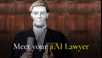 Could AI replace lawyers?